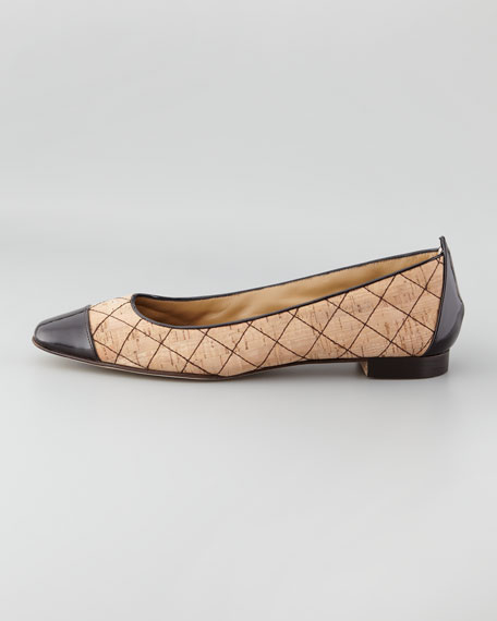 Guinglaca Quilted Flat