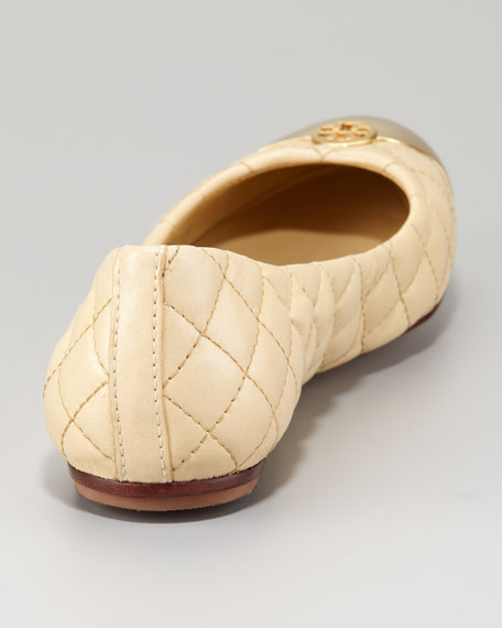 Kaitlin Quilted Ballerina