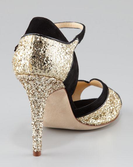corinne peep-toe sandal