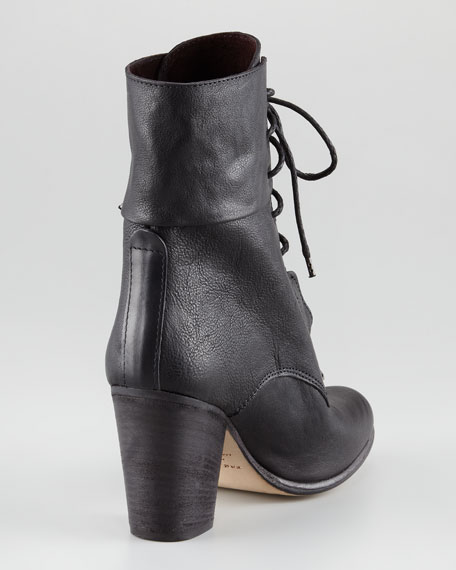 Deacon Lace-Up Bootie