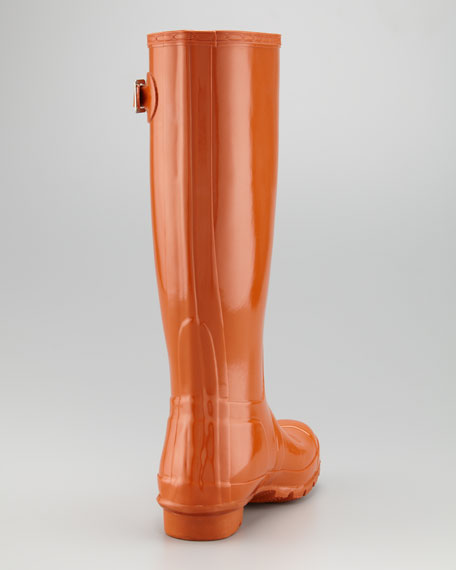 Tall Original Welly Boot, Burnt Orange
