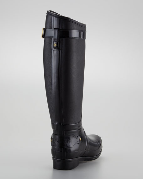 Regent Clarence Leather-Shaft Boot