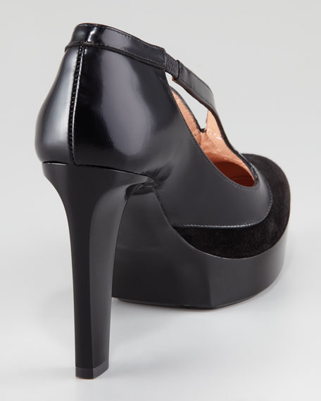Toril Cutout Platform Pump