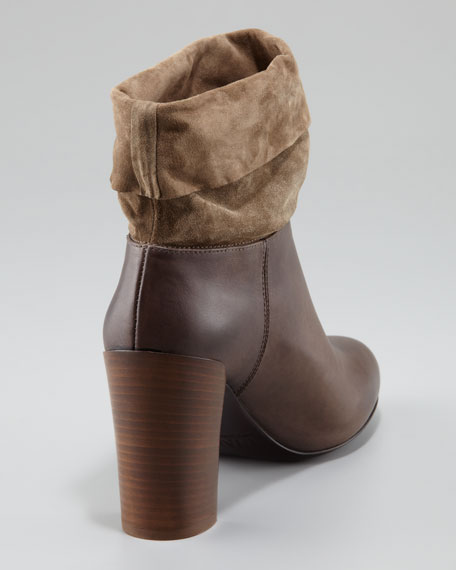Chase Suede/Leather Ankle Boot