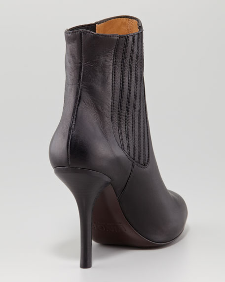 Kelly Leather Bootie