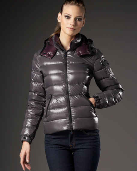 Bady Hooded Puffer Jacket