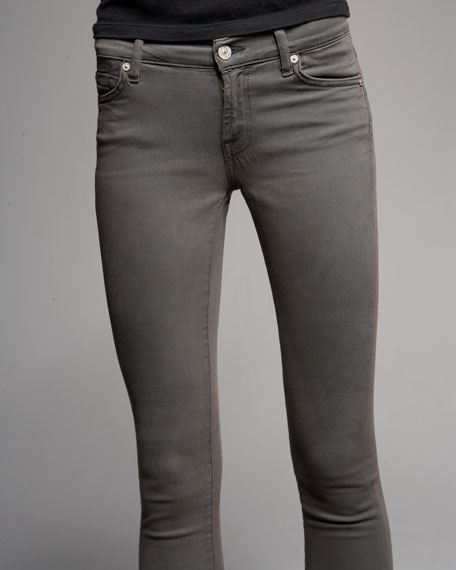 The Skinny Bark Twill Jeans