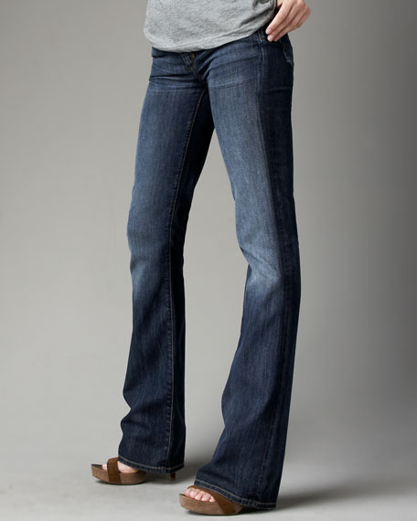 Amber Ultimate Boot-Cut Jeans