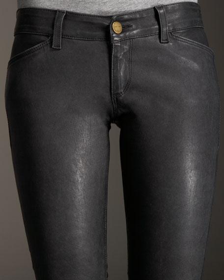 The Leather Leggings