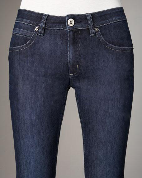 Joy Dazed High-Rise Kick Flare Jeans