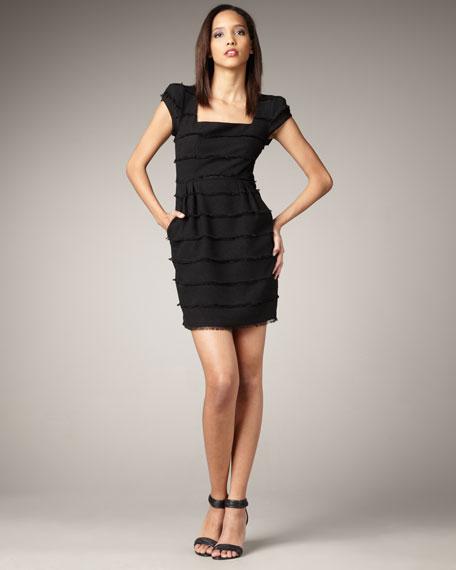 Feelin' Lucky Fringe Dress