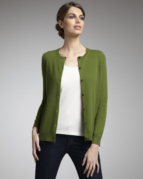 Cropped Cardigan, Women's