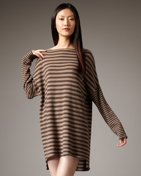 Dawson Stripe Sweater Dress