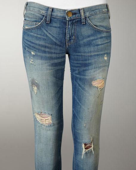 Cowboy Destroyed Vintage Jeans