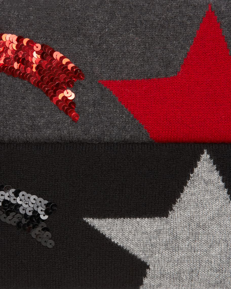 Shooting-Star Cashmere Sweater