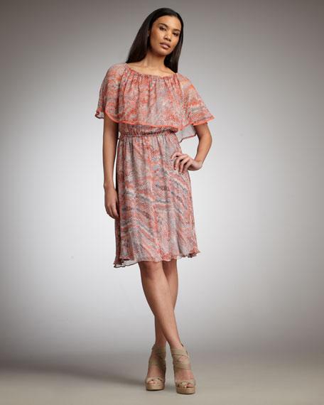 Ambrosia Flutter-Top Dress