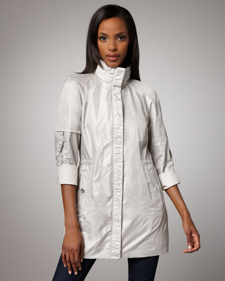 Ruch-Placket Jacket