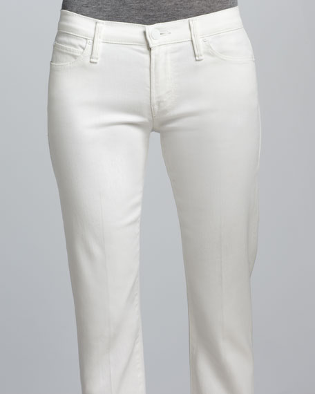 The Runaway Sleeping Beauty Skinny Flared Jeans