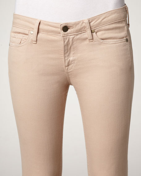 Cropped Skinny Jeans, Heartsmere