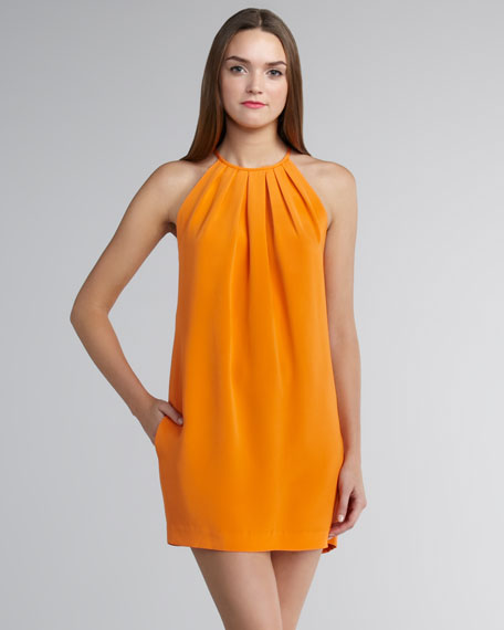 Hagen Halter-Neck Dress