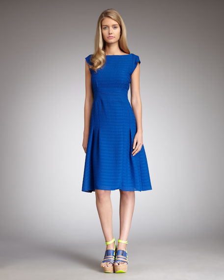 Picture Day Fitted Dress