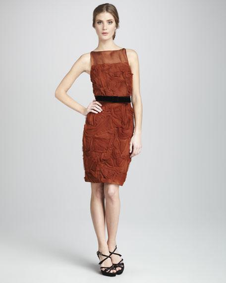 Michelle Applique Dress