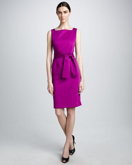 Sleeveless Dress & Bolero Jacket Set