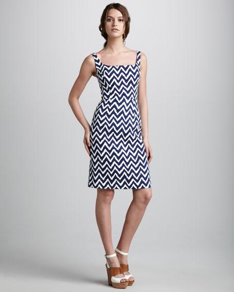 Sydie Zigzag Dress