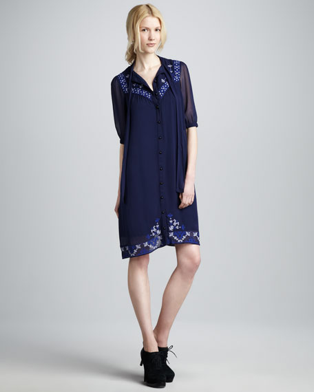 Beatrice Shift Dress
