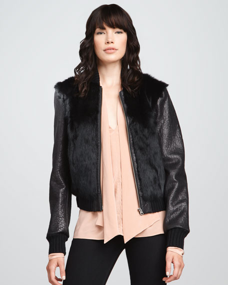 Brice Fur Jacket