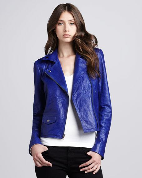 Elenian Leather Jacket