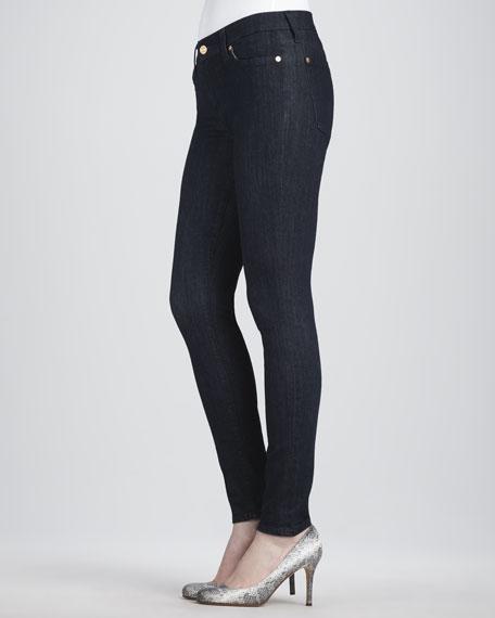 Slim Illusion Rinse Skinny Jeans