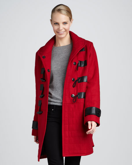Duffel Toggle Coat