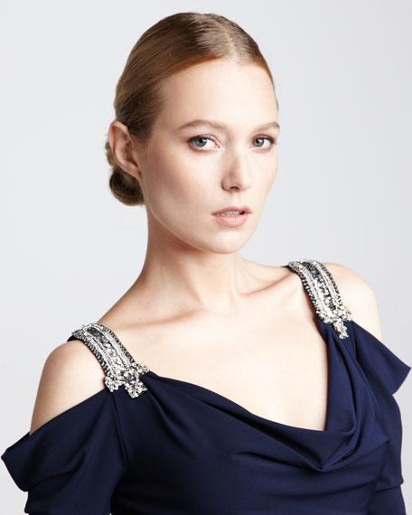 Asymmetric Cocktail Dress