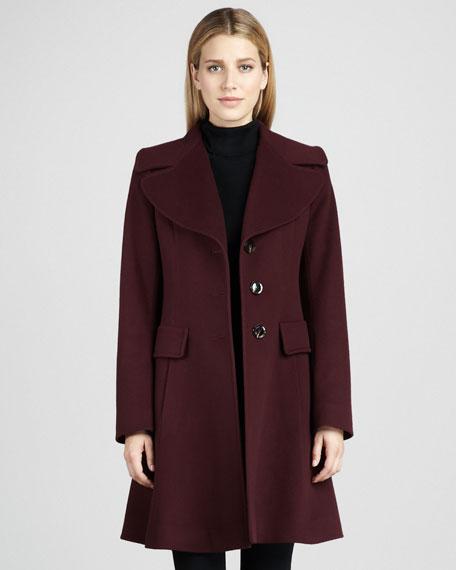 Princess Wool Coat