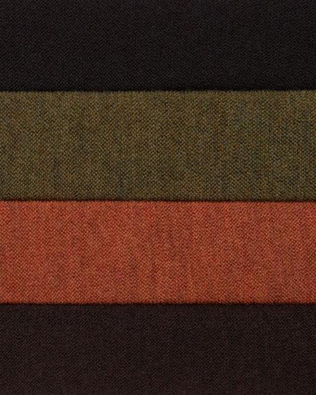 Boxy Wool Tunic