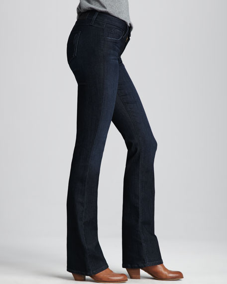 Boot-Cut Jeans