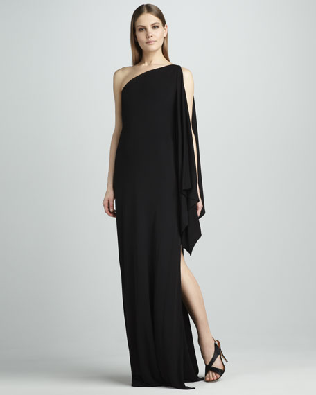 Roxanne Jersey Gown