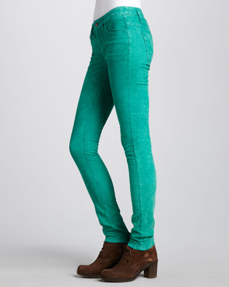 Skinny Cords, Emerald