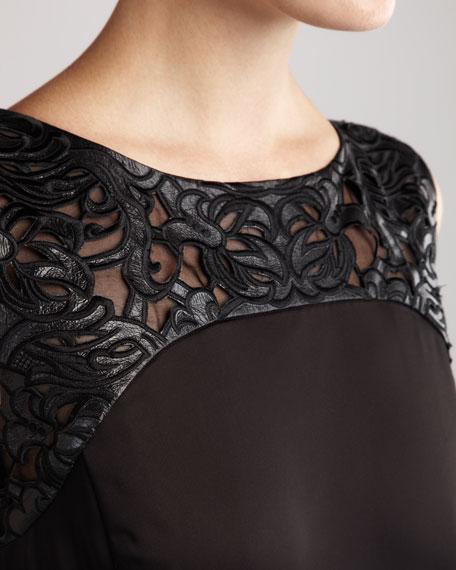 Matte Satin Dress