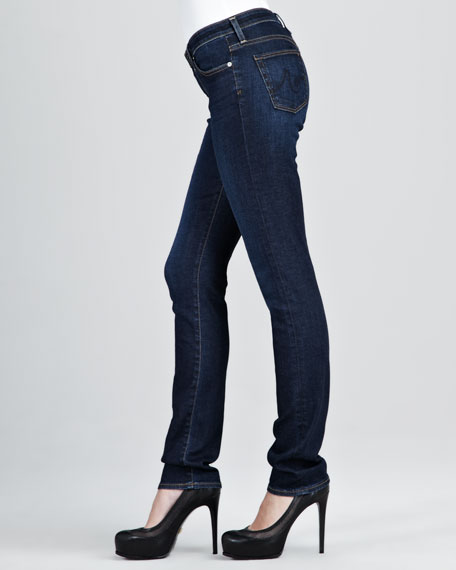 Premier Slim Straight Jeans