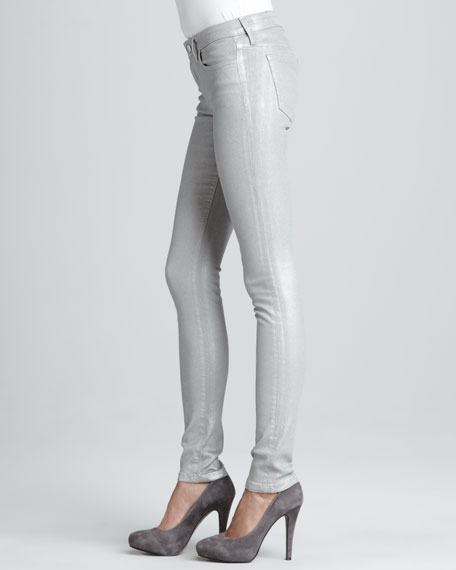 The Skinny Silver Rock Jeans