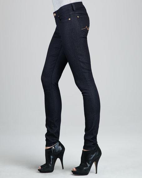Sheen Skinny Jeans