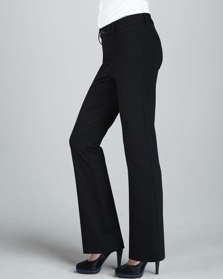Charlotte Ponte Trousers, Petite