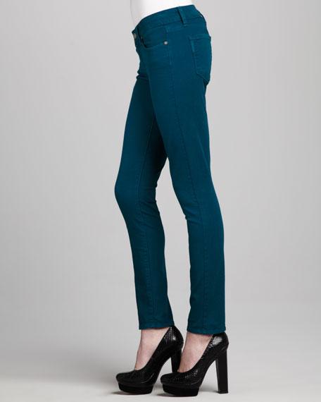 Skyline Skinny Ankle Jeans