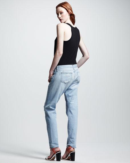Salvage Boyfriend Jeans