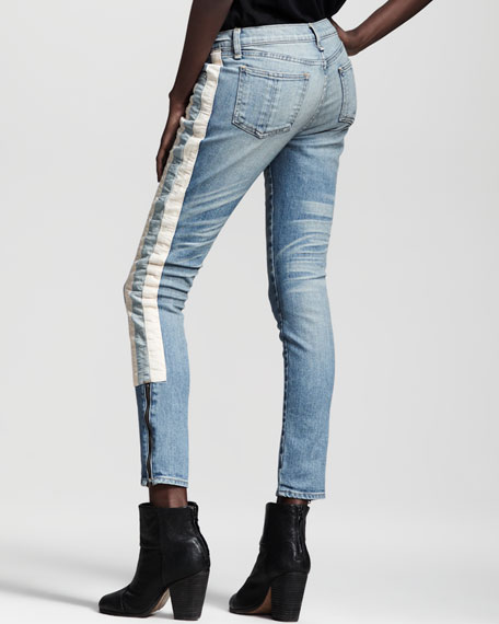 The Skinny Racer Relay Jeans