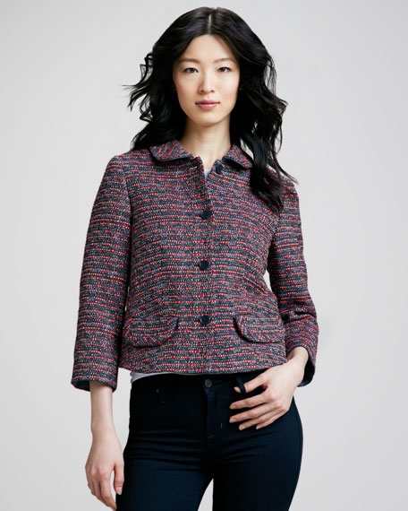 Miranda Tweed Jacket