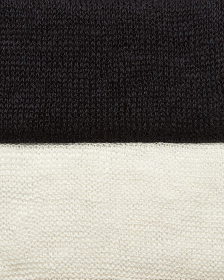 Loose Linen Sweater