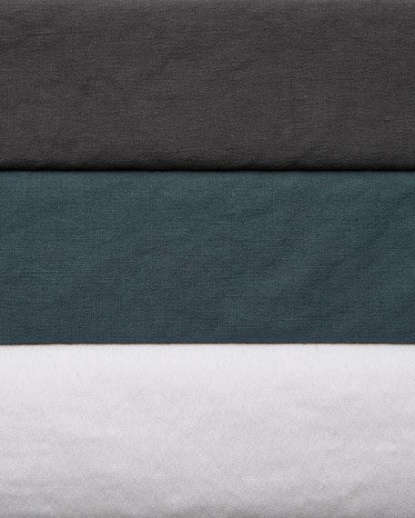 Stretch Linen-Blend Shirt